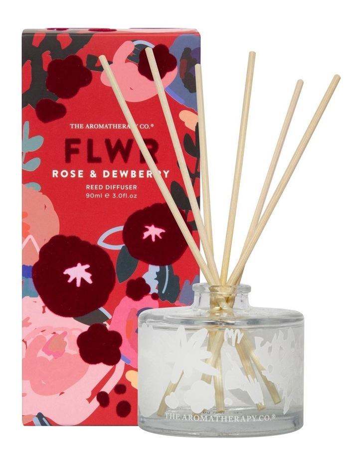 FLWR Diffuser Rose & Dewberry image 1