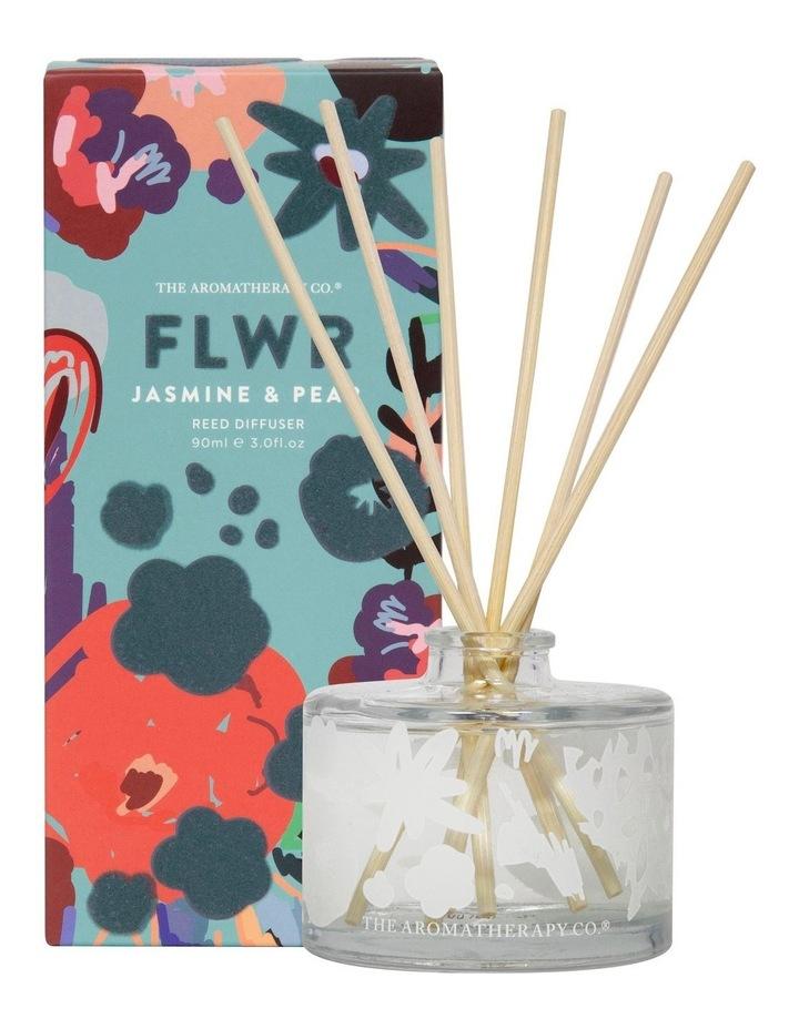 FLWR Diffuser Pear & Jasmine image 1