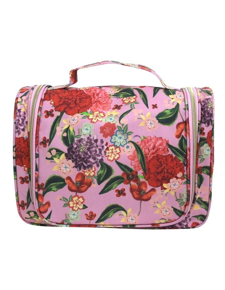 Essential Hanging Cosmetic Bag Romantic Garden image 1