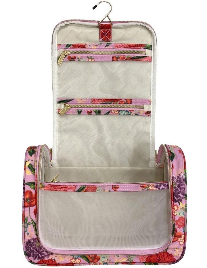 Essential Hanging Cosmetic Bag Romantic Garden image 2