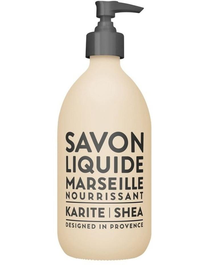 Karite Liquid Marseille Soap 495ml image 1