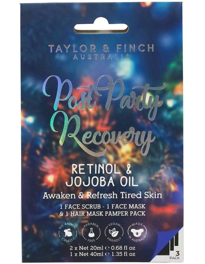 Taylor & Finch Body Pamper Pack -Peppermint & Charcoal image 1