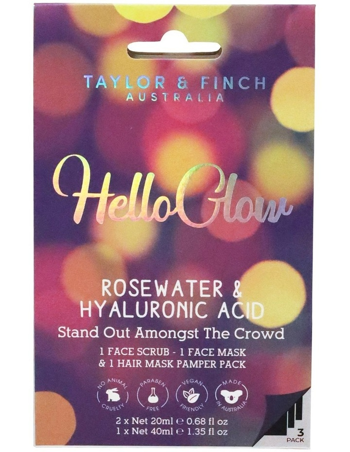 Taylor & Finch Body Pamper Pack Rosewater & Hibiscus image 1