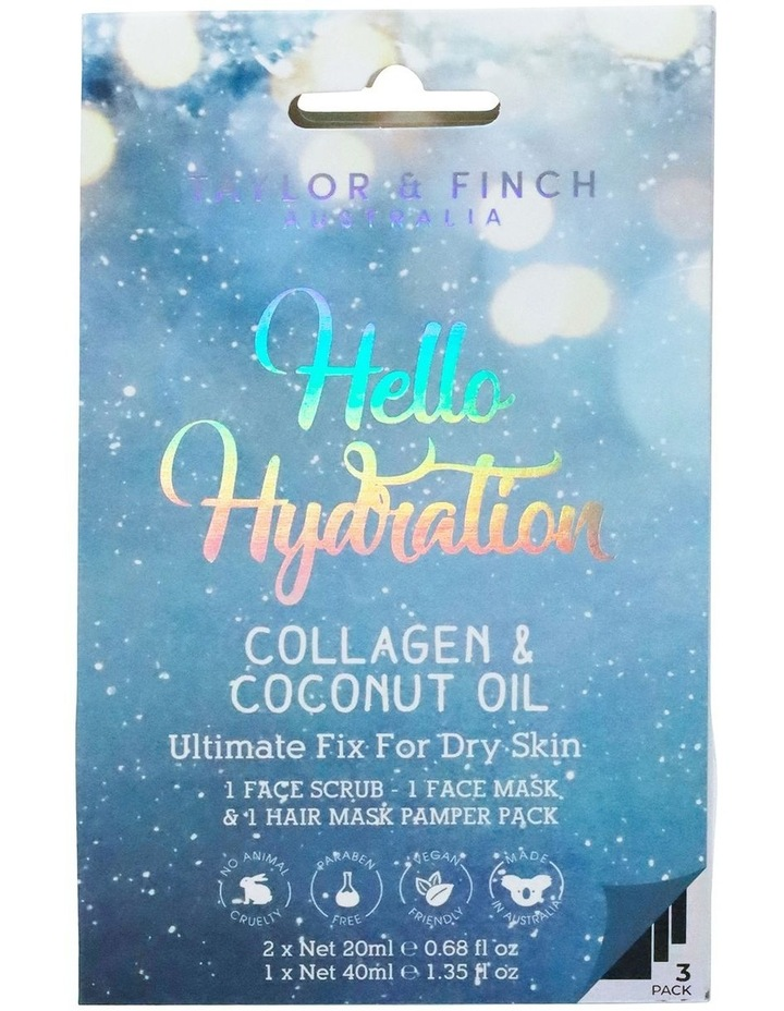 Taylor & Finch Body Pamper Pack Coconut & Shea Oil image 1