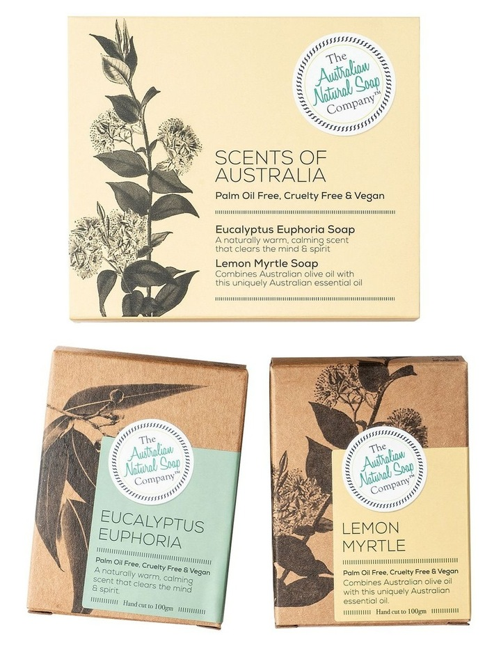 Scents of Australia Soap Pack image 1