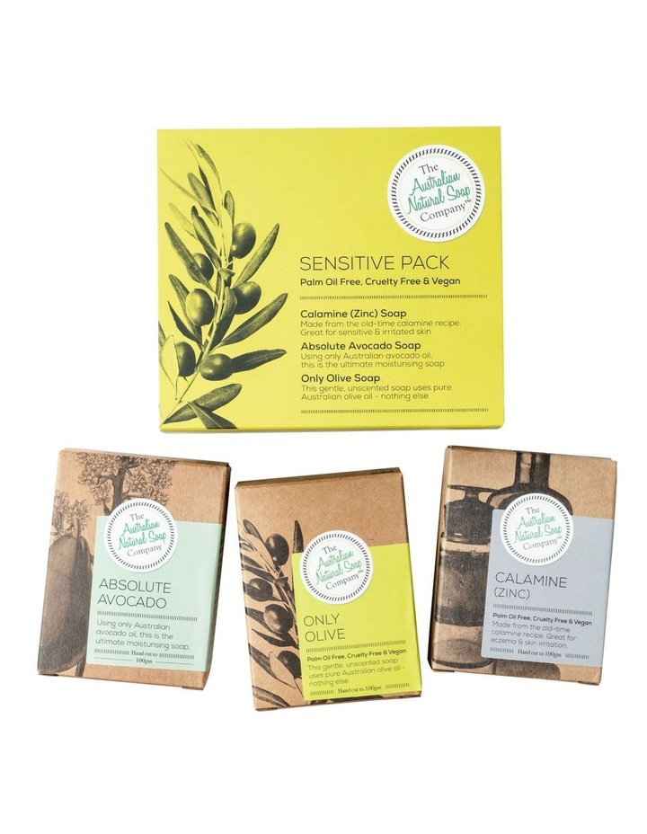 Sensitive Soap Pack image 1
