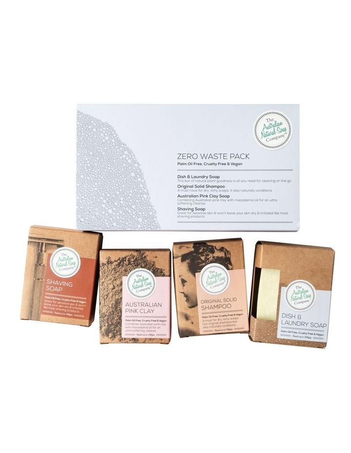 Zero Waste Soap Pack image 1