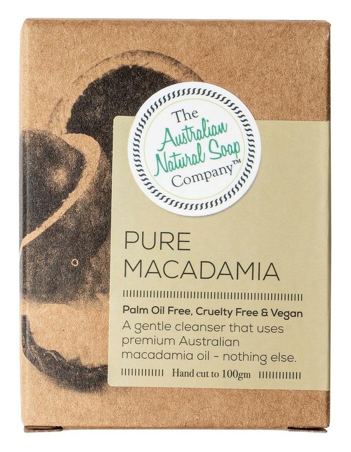 Pure Macadamia Soap image 1