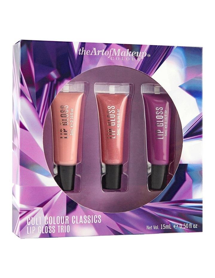 Cult Colour Classics Lip Gloss Trio image 1