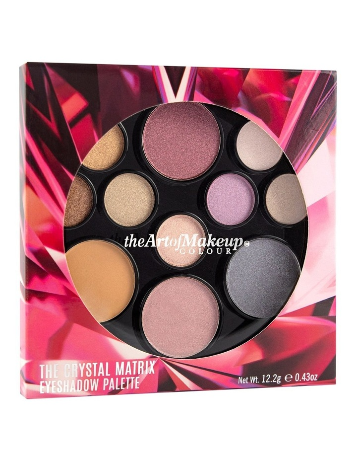 The Crystal Matrix Eyeshadow Palette image 1