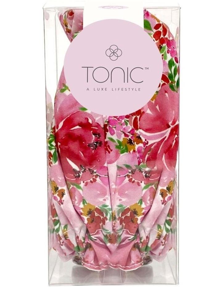 Shower Cap Flourish Pinks image 1