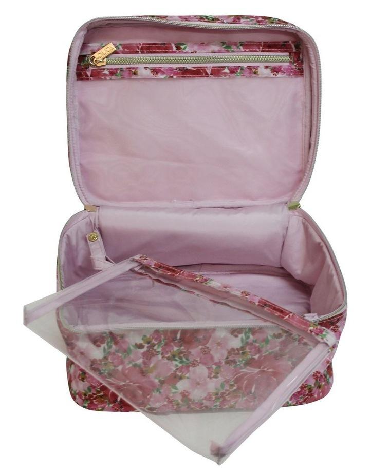 Makeup Case Flourish Pinks image 2