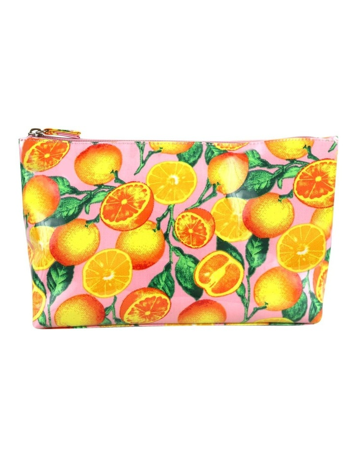 Citrus Large Luxe Cos Bag image 1