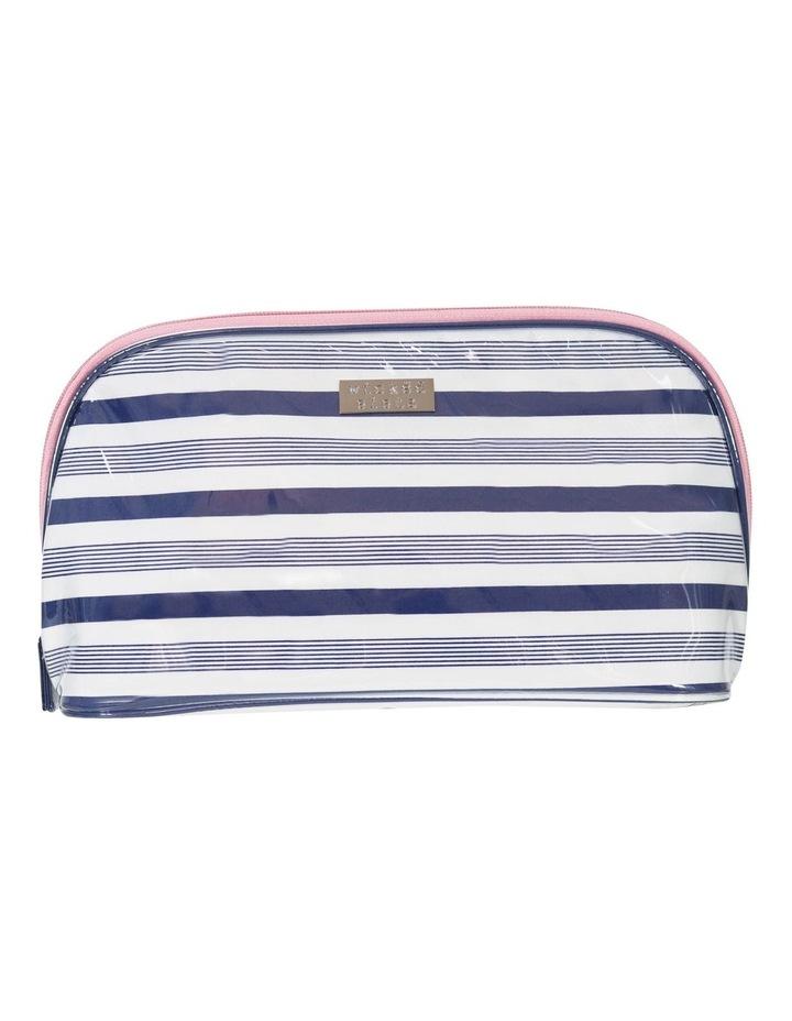 Sorority Stripe Luxe Travel Bag image 1