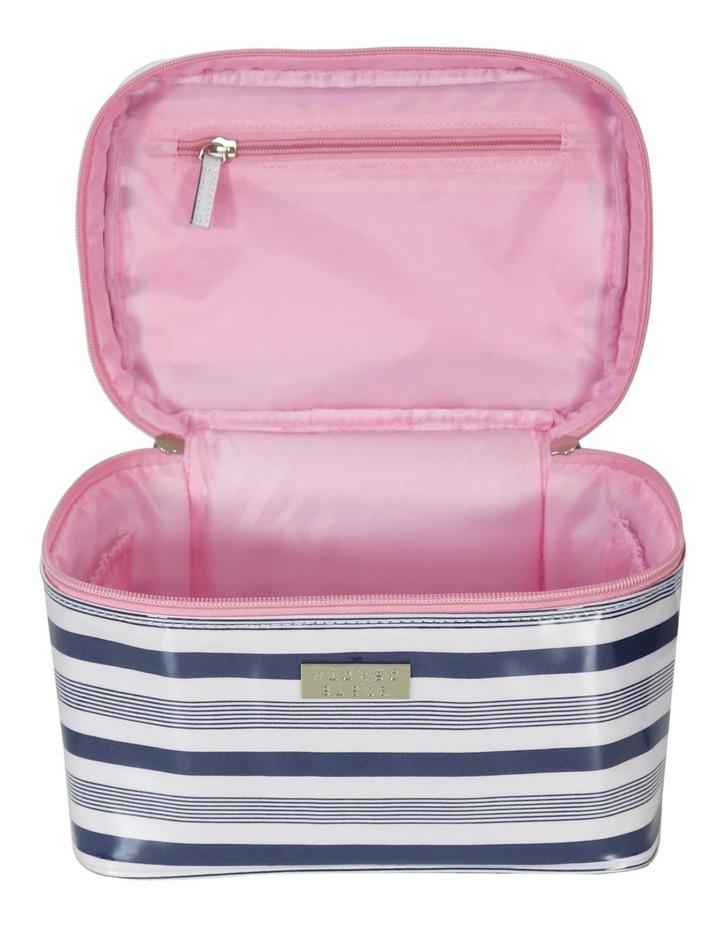 Sorority Stripe Small Beauty Case image 2