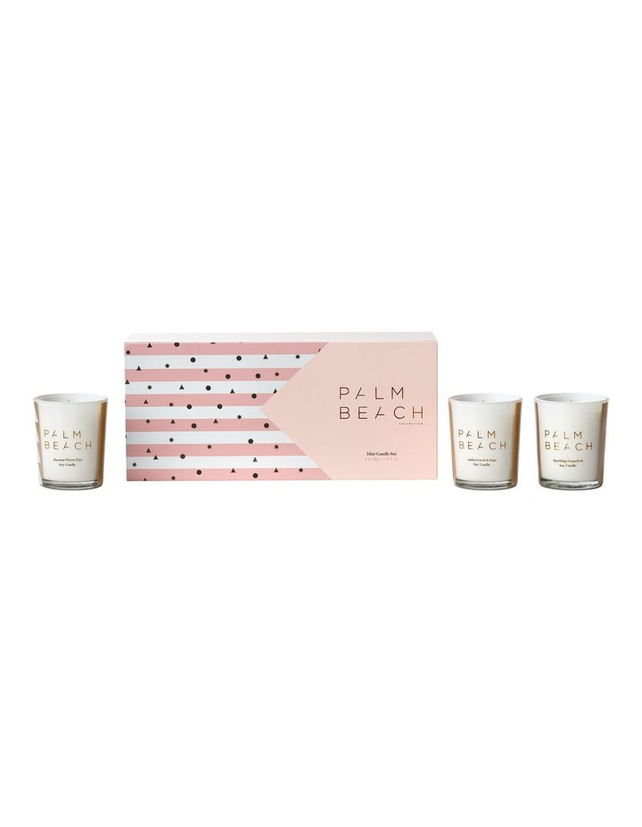 Trio Candle Pack - Christmas 2020 image 1