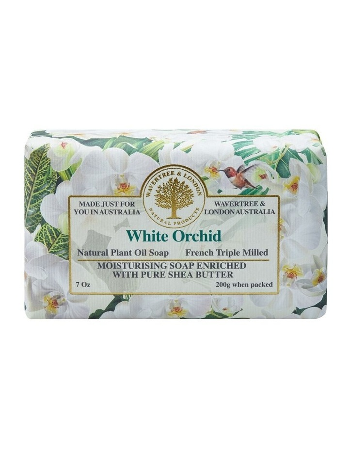White Orchid Soap image 1