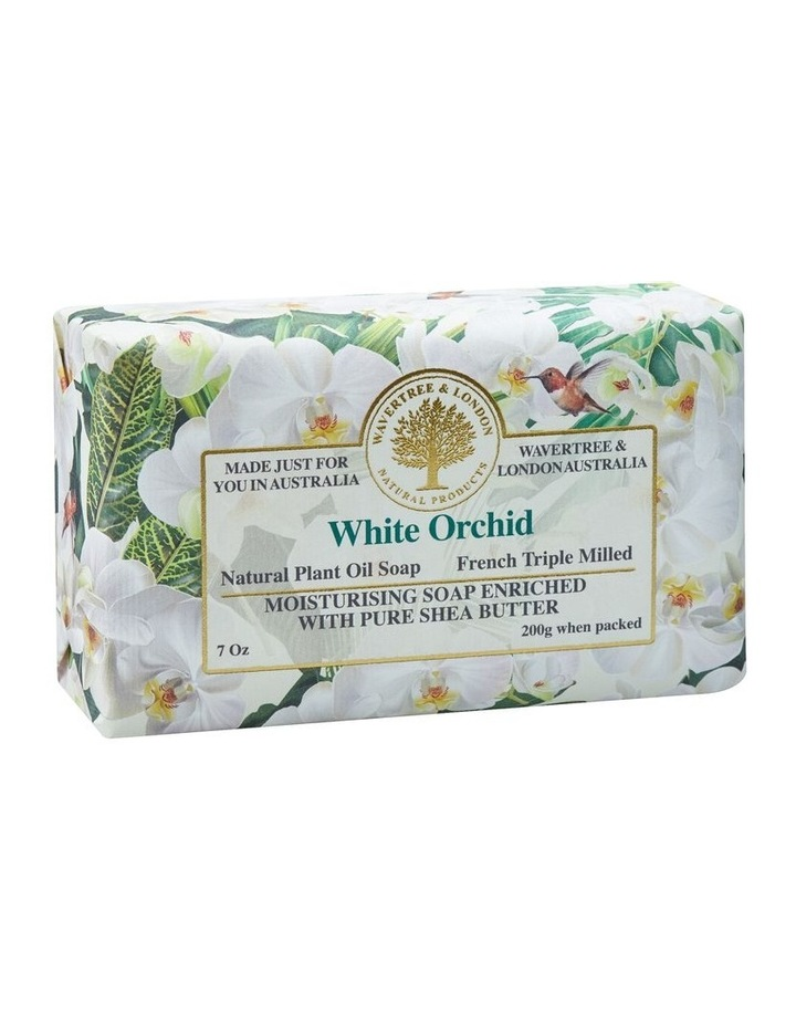 White Orchid Soap image 2