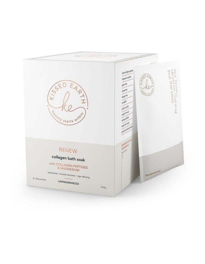 Un-fragranced Collagen Bath Soak Multipack (8) 400g image 1