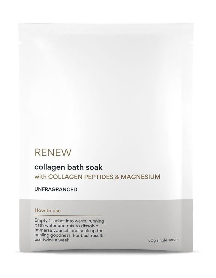 Un-fragranced Collagen Bath Soak Multipack (8) 400g image 2