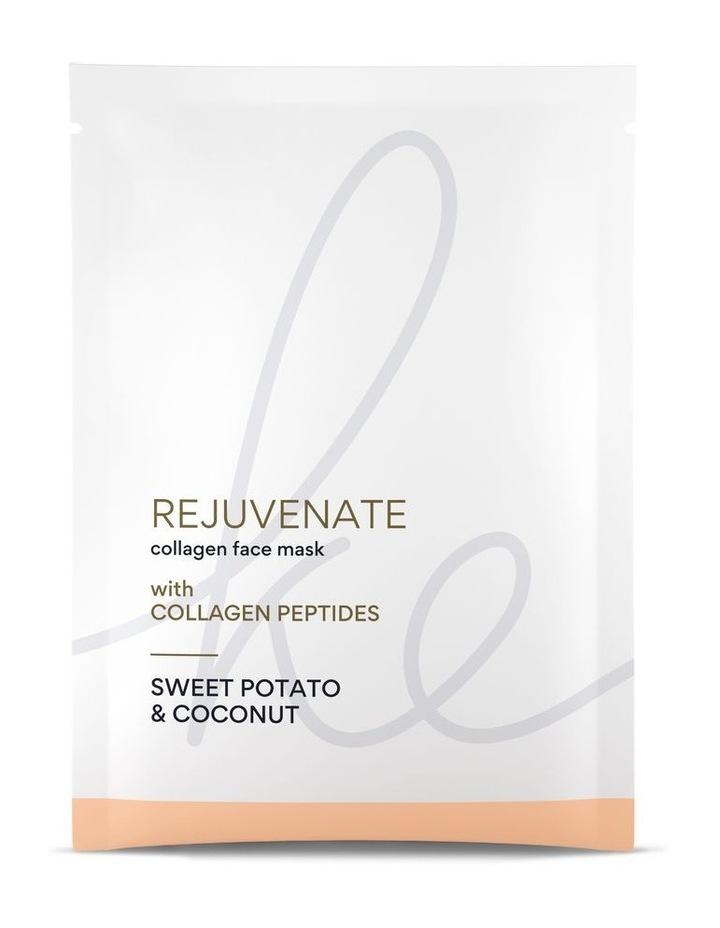 Collagen Face Mask Sweet Potato & Coconut Multipack (8) 160g image 2