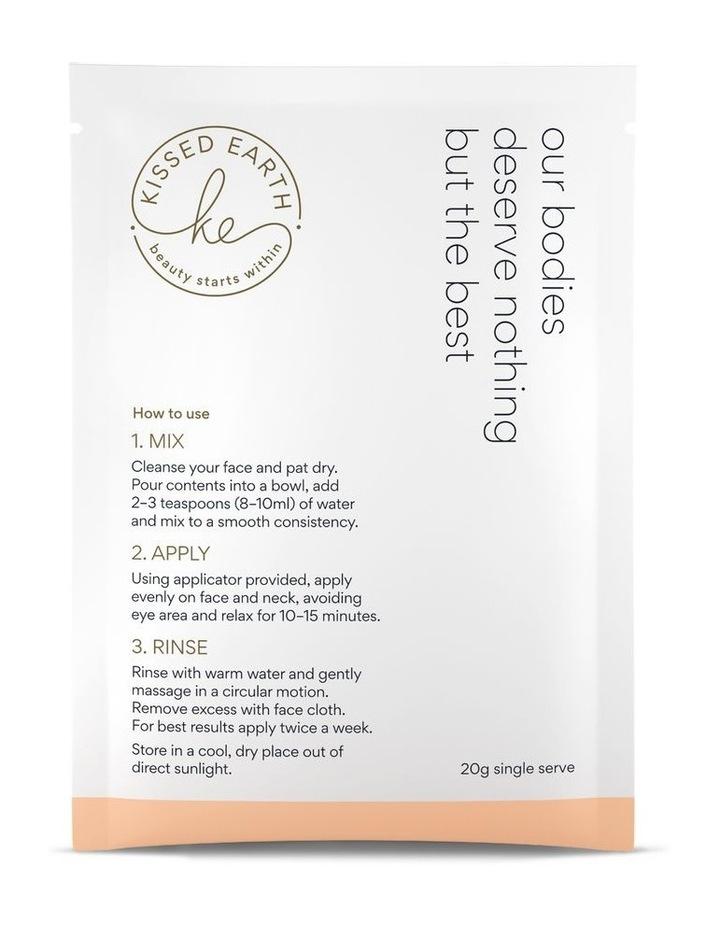 Collagen Face Mask Sweet Potato & Coconut Multipack (8) 160g image 3