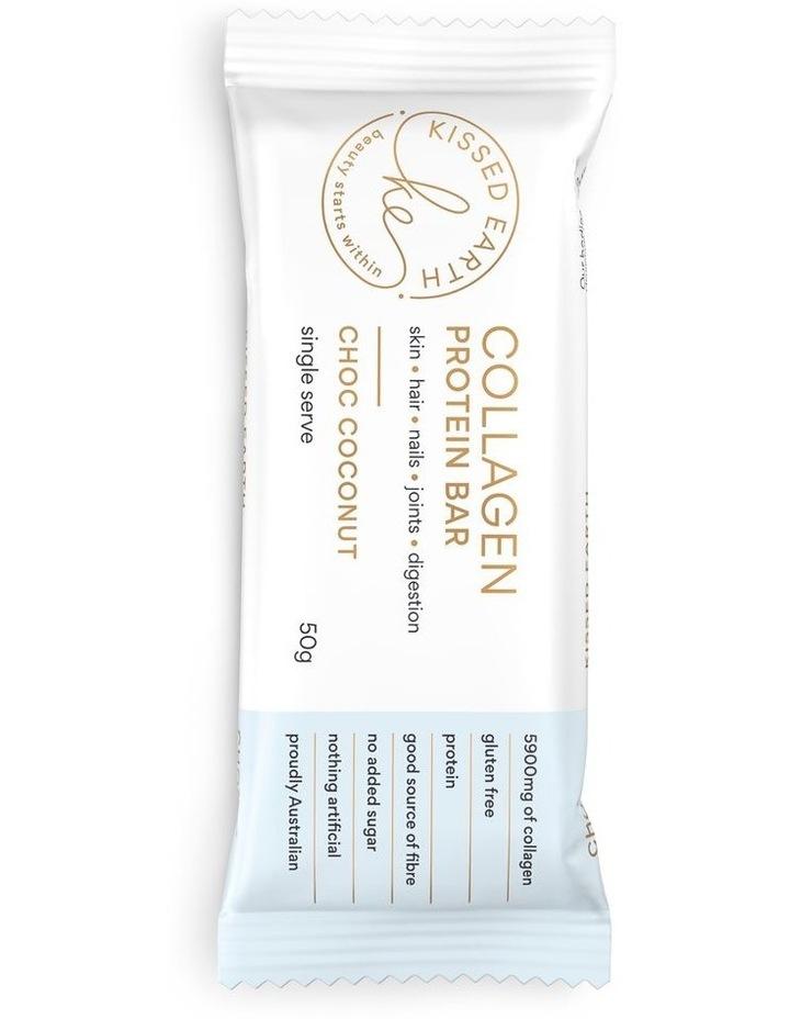 Collagen Protein Bar Choc Coconut 50g image 1