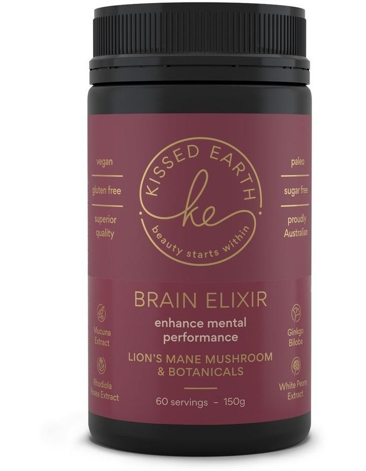 Medicinal Mushrooms - Brain Elixr 150g image 1