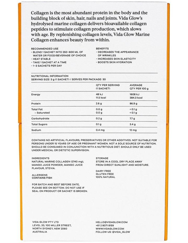 Natural Marine Collagen - Mango image 2