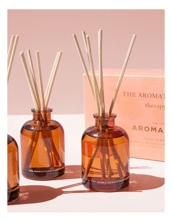 Therapy Trio Diffuser Set - Unwind, Relax, Soothe image 2