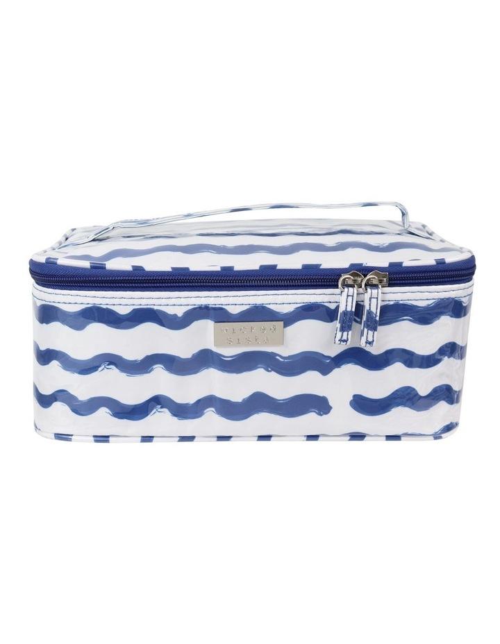 Wavy Stripe Medium Beauty Case image 1