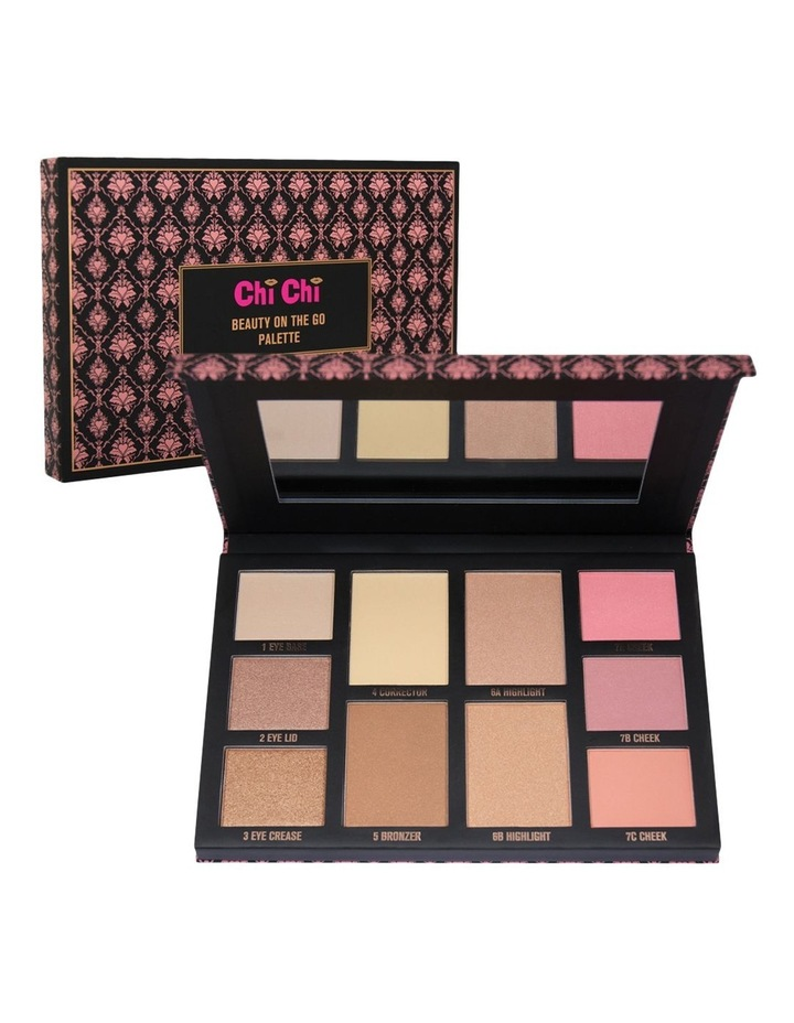 Chi Chi Beauty on the Go Palette image 2