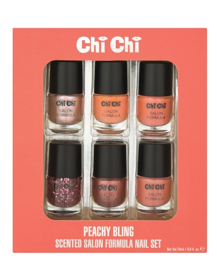Nail Mini Collection - Peachy Bling image 1