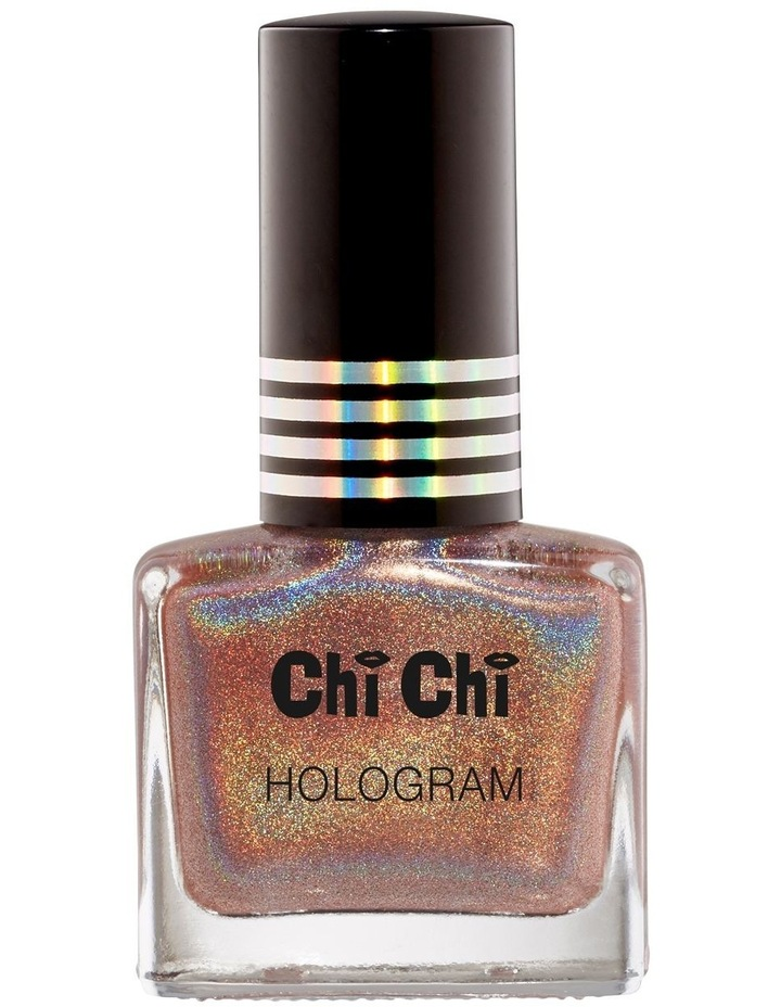 Hologram Nail Polish - Gold image 1