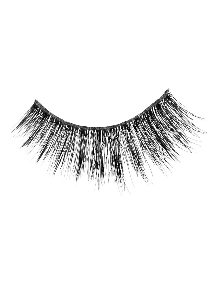 Look Real Faux Lashes - Dramatic - Linda image 1