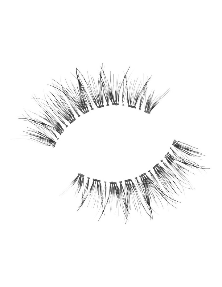 Look Real Faux Lashes - Natural - Christy image 3