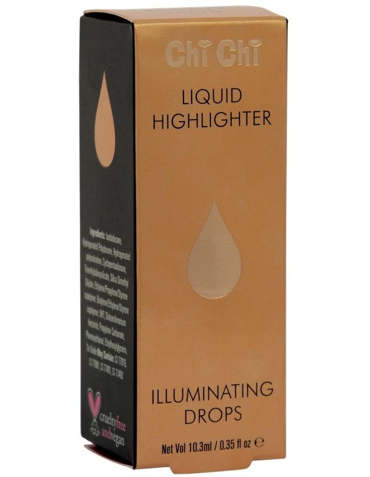 Bronze Glow - Liquid Highlighter Drops image 2