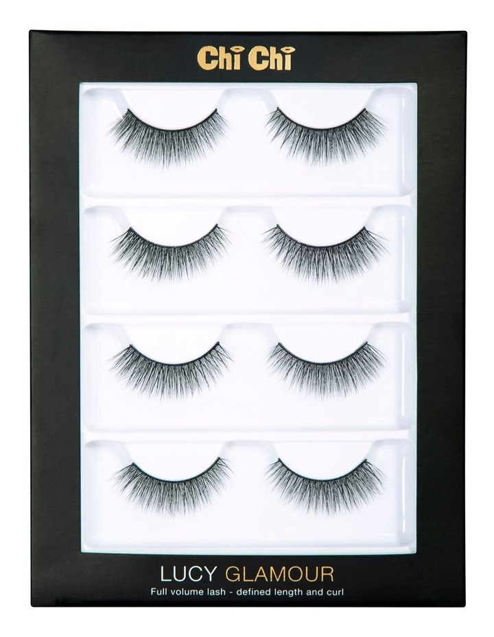 Lucy - Glamour Lash 4 pack image 1