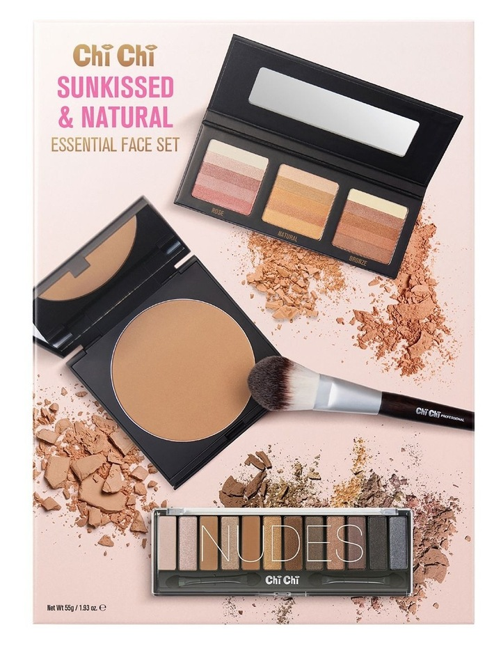 Sunkissed & Natural - Essential Face Set image 1