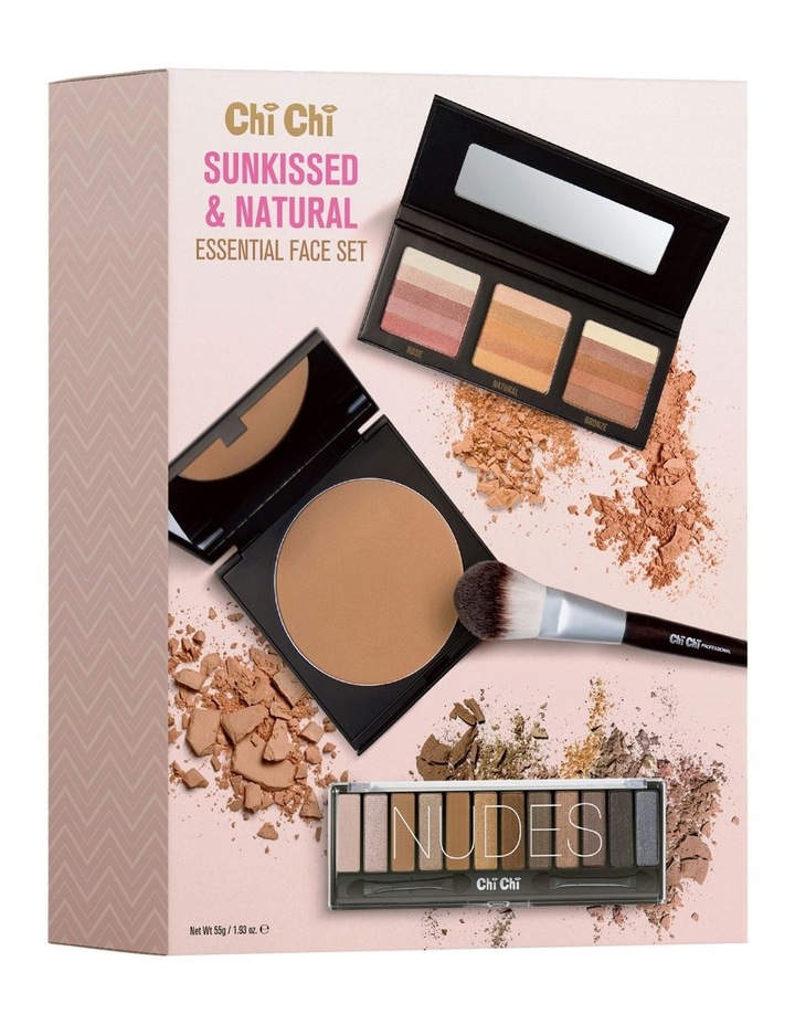 Sunkissed & Natural - Essential Face Set image 2