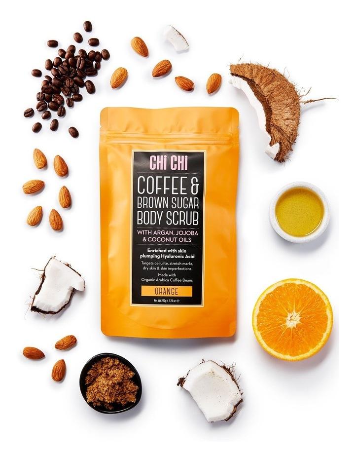 Coffee & Brown Sugar Scrub - Orange image 2