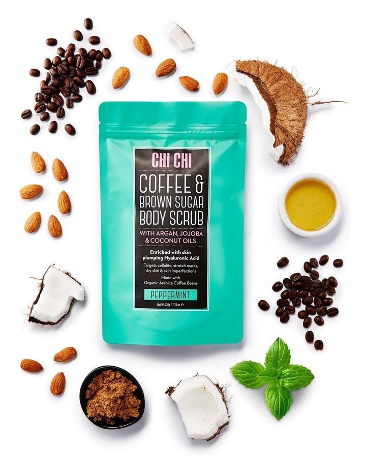 Coffee & Brown Sugar Scrub - Peppermint image 2