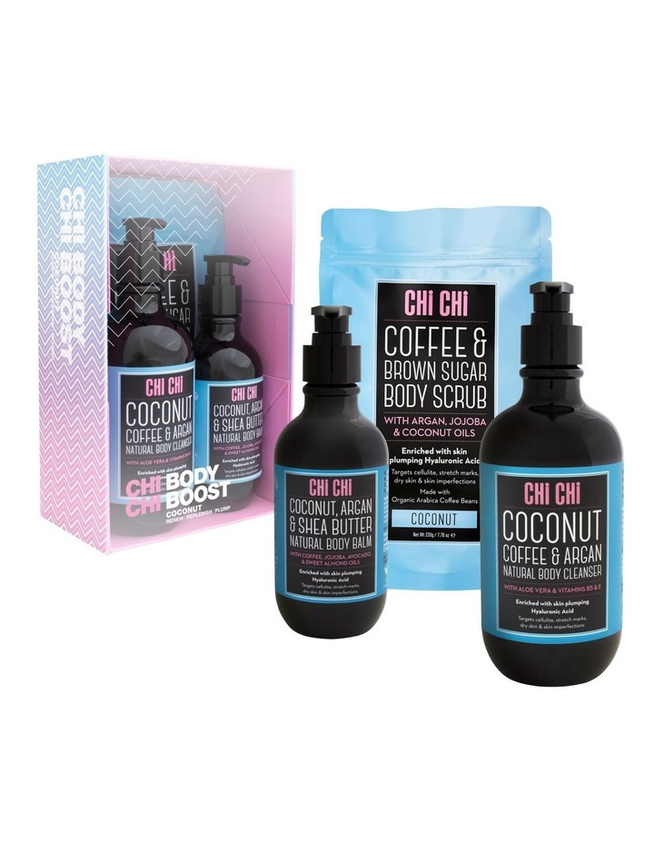 Body Boost Set - Coconut image 1