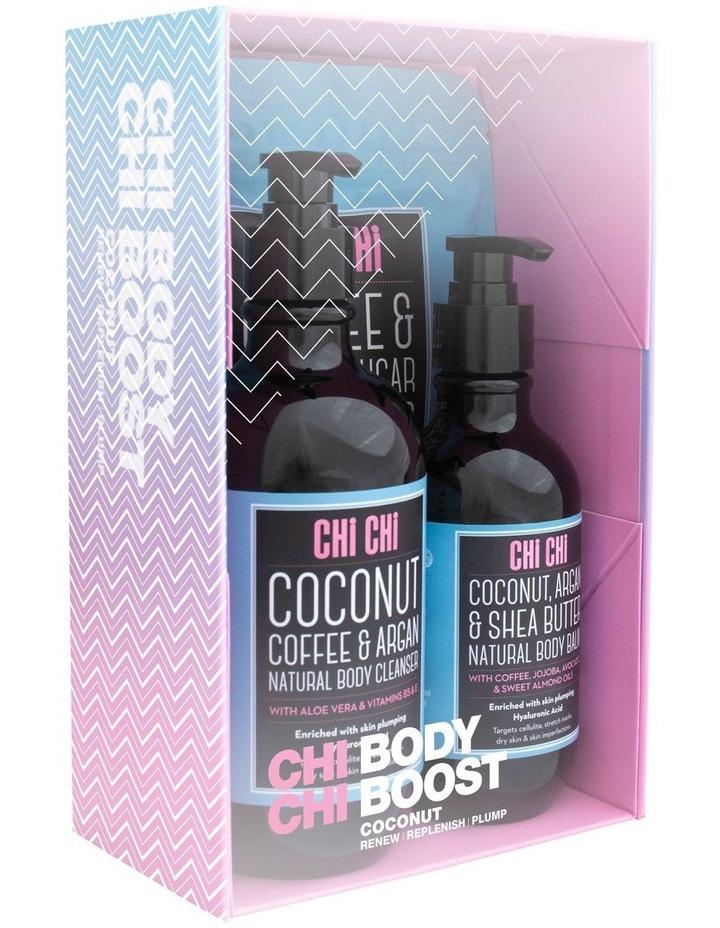 Body Boost Set - Coconut image 2