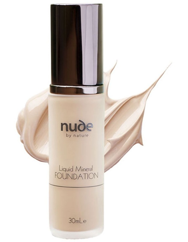 Liquid Mineral Foundation image 1