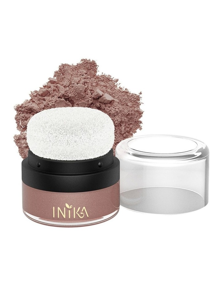 INIKA Mineral Blush Puff Pot - Pink Petal image 1