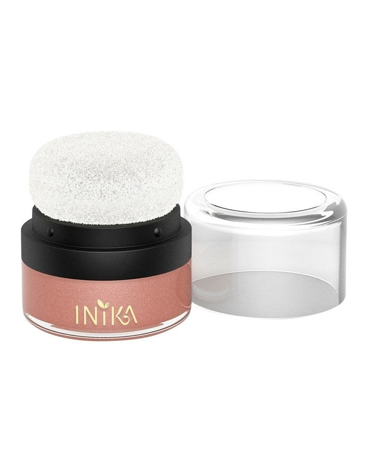 INIKA Mineral Blush Puff Pot - Pink Petal image 2