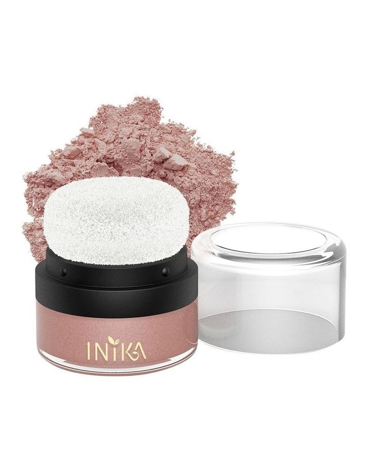 INIKA Mineral Blush Puff Pot - Pink Petal image 3