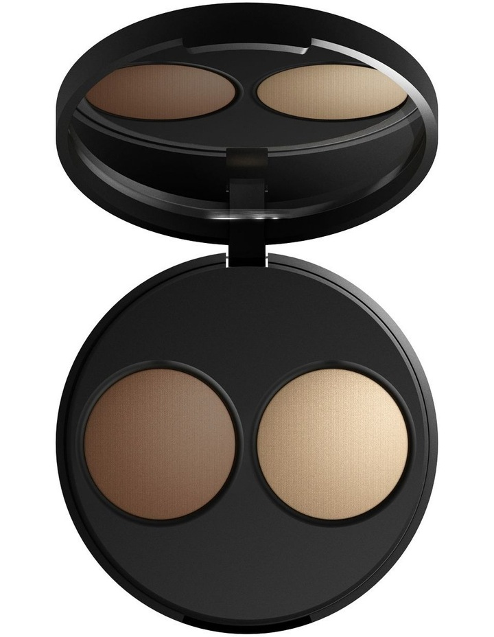 Baked Contour Duo Almond image 1