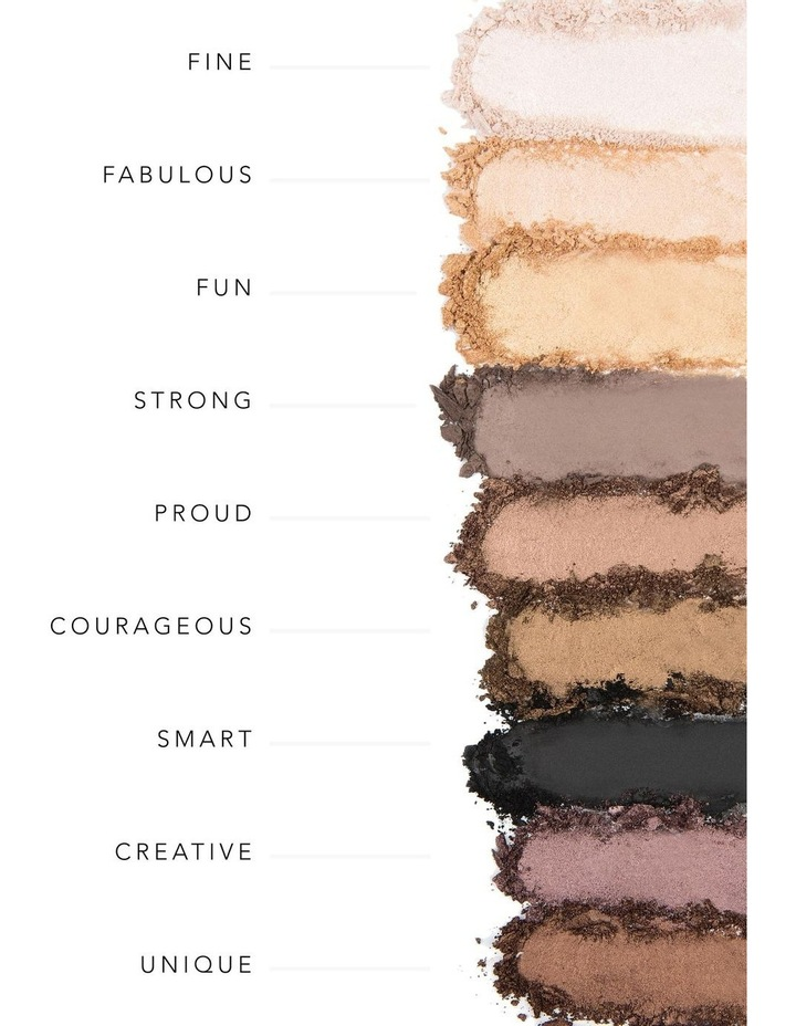 Be Your Own Kind Of Beauty Eye Shadow Palette image 3